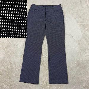 SALE 🌻 Elle Black White Dotted Pants